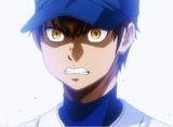 Sawamura angry