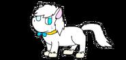 Milo as a Stallion (Pony)