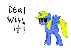 You as pony