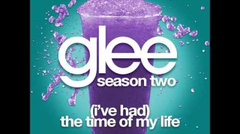 Glee - (I've Had) The Time Of My Life (DOWNLOAD MP3 LYRICS)