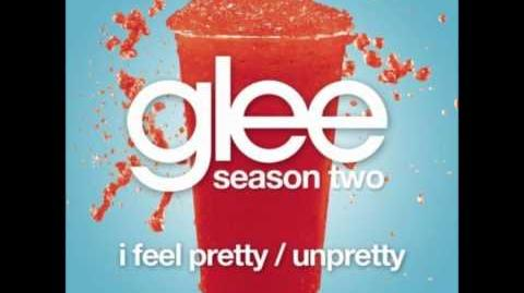 Glee - I Feel Pretty Unpretty