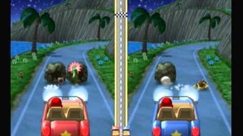 Mario Party 6 - Rocky Road