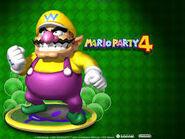 Mario party 4 Wario