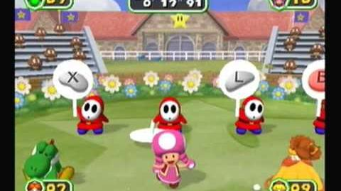 Mario Party 6 - Sunday Drivers