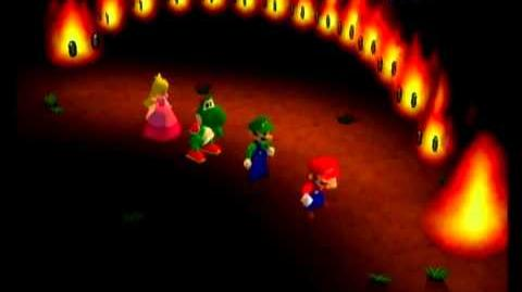 Mario Party 2- 4 Player Minigame - Hot Rope Jump
