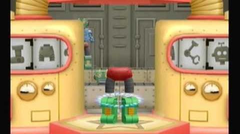 Mario Party 6 - Body Builder
