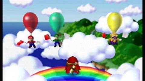 Mario Party 2 - Shy Guy Says (SUPER HARD)