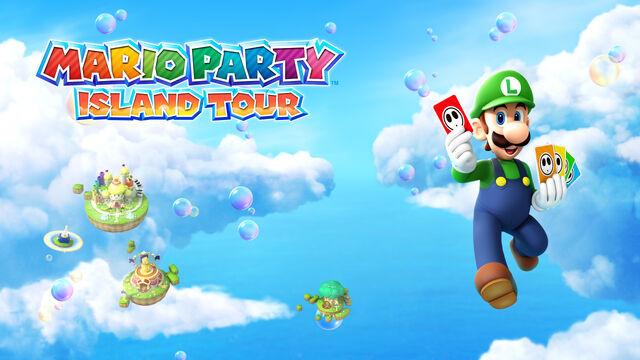 File:Mario Party Island Tour 2560x1440 Luigi.jpg