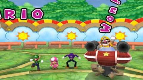 Mario Party 6 Cannonball Fun