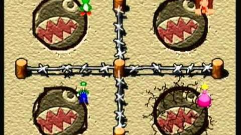 Mario Party 2 - Crazy Cutter