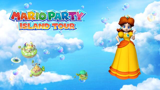 File:Mario Party Island Tour 1366x768 Daisy.jpg