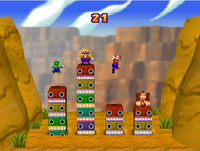 Mario Party 2 Totem Pole Pound