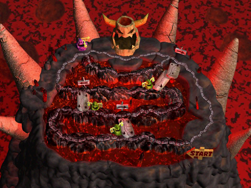 File:Bowser's Magma Mountain Map.png