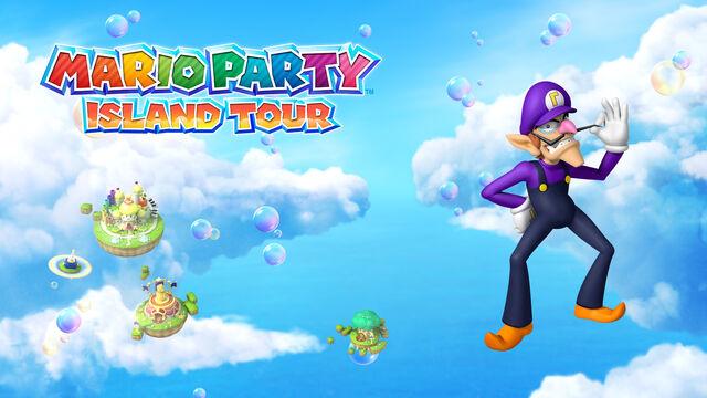 File:Mario Party Island Tour 1366x768 Waluigi.jpg