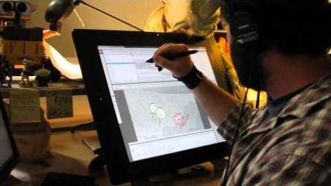 Dick Figures - Kickstarter Update 3 - Making Of