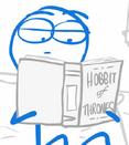 Blue reading