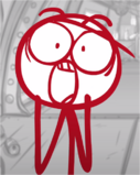 DFTM- Red's OMG face