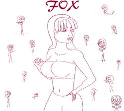 Detailed Fox