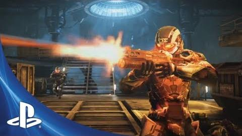 Killzone Mercenary - E3 Trailer E3 2013