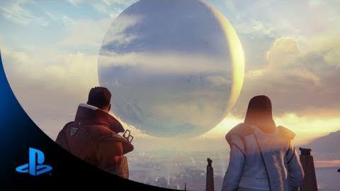 Official Destiny Gameplay Trailer (PS4) E3 2013
