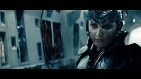 Man of steel (superman) fight scenes HD