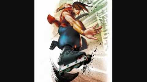 Super Street Fighter IV Arcade Edition OST Theme of Yang (Full Version)-0