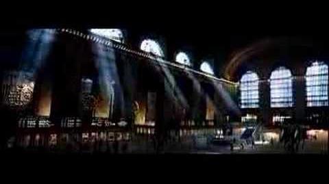 Armageddon New York Meteor Shower