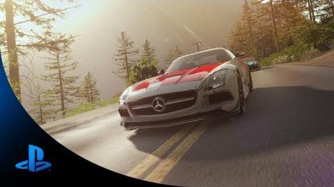 DRIVECLUB - E3 Trailer (PS4) E3 2013