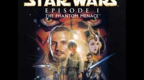Star Wars Episode I Soundtrack - He Is The Chosen One