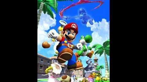 Super Mario Sunshine Music - Delfino Plaza