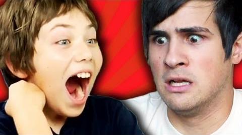 Smosh Reacts to Kids React to Smosh!