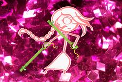 Keyblade Master Lass