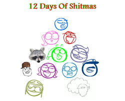 12 days of Shitmas