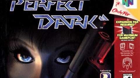 Perfect Dark Soundtrack Air Force One Anti Terrorism (1080p)