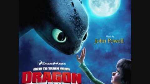 How to train your dragon Score Not so fireproof