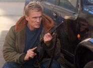 DHS- Dolph Lundgren in Direct Contact