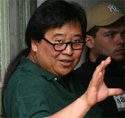 DHS- director Albert Pyun