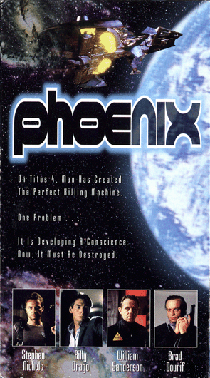Phoenix 1995 DVDRIP Truefrench x264 AVC AC3