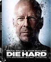 Die Hard five-pack of Blu-Ray discs