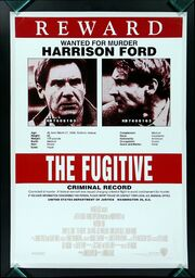 DHS- The Fugitive movie poster