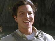 DHS- Benjamin Bratt in The River Wild