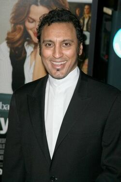 DHS- Aasif Mandvi (Die Hard 3, The Siege)