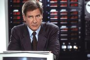 DHS- Jack Ryan (Harrison Ford) in Clear and Present Danger