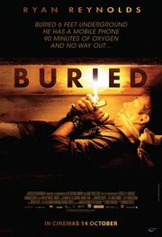 DHS- Buried (2010) movie poster