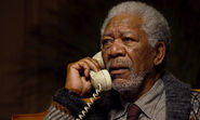 DHS- Morgan Freeman in Lucy (2014)