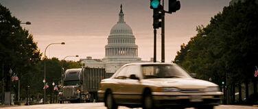 US Capitol Die Hard 4