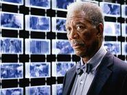 DHS- Morgan Freeman in The Dark Knight
