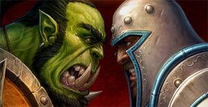 Warcraft- Orcs & Humans