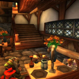 Stammtisch in der Taverne zu Seenhain.