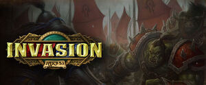 Patch 5.1 Invasion
